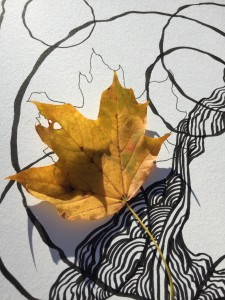 Fall leaf inspiration