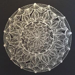 Gratitude Mandala Sara Roizen